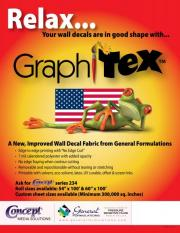 General Formulations GraphiTex Sell Sheet