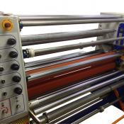 Another Image of a Tiger Vinyl Laminating Machine